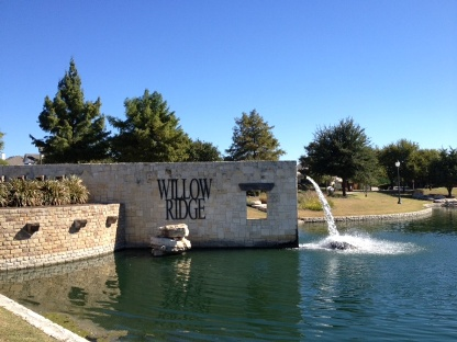 Wilow Ridge - prosper