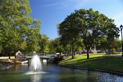Beautiful water view Plano TX